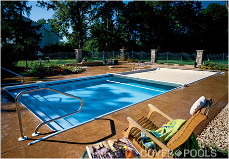 Automatic Pool Covers by CoverLogix